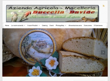 Macelleria Agricola Buccella (esempio di sito Azienda Agricola)
