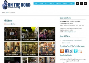 "Libreria ""On The Road"" (Sito Libreria – Montesilvano)"